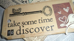 take some time to discover old fashioned tag